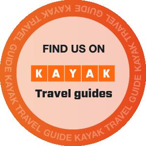 Kayak logo rental natales